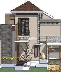 cara mendesain rumah sendiri prinsip dasar dan contoh