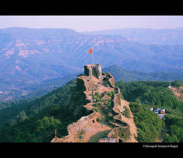 pratap gad fort flickr photo sharing