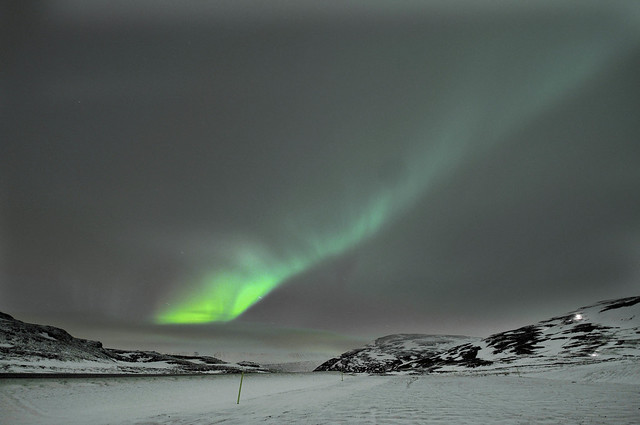 Northern Lights in Iceland - Flickr CC hkedwardtong