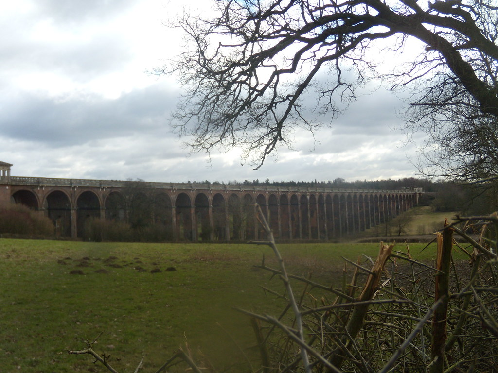 Ouse Valley Viaduct Balcombe round (winter)