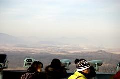 非武裝區 都羅山瞭望台, Dorasan Observatory, DMZ