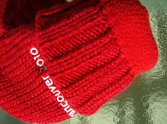 pattern, textile, wool, clothing, red, knitting, thread, crochet, knit cap, woolen,