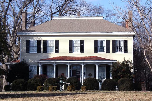 Quietdale Plantation Huntsville Alabama Flickr Photo