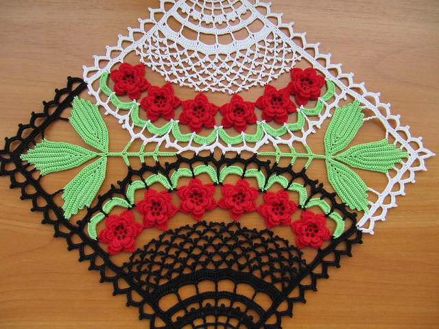 Unusual Crochet Stitches - a gallery on Flickr