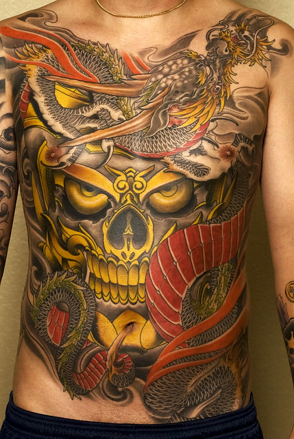 Tattoo by Bill Canales