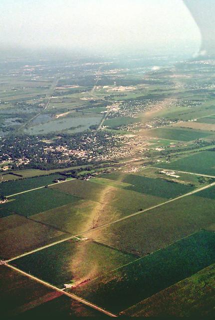 Plainfield IL Tornado Track 07