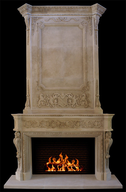 Cast Stone Fireplace Mantel Fp 231 Flickr Photo Sharing