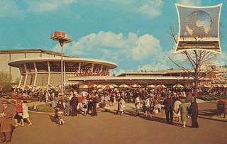 Schaefer Center - New York World's Fair 1964-65