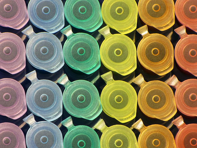 A Rainbow of Tubes