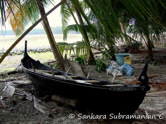 Boat on land!!