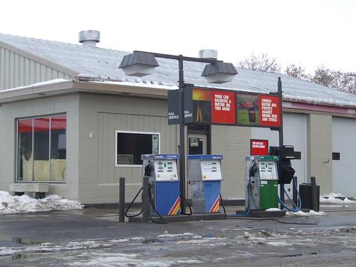 station gas conoco