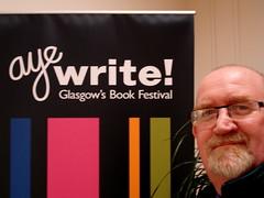 Aye Write! 214/365 (2)