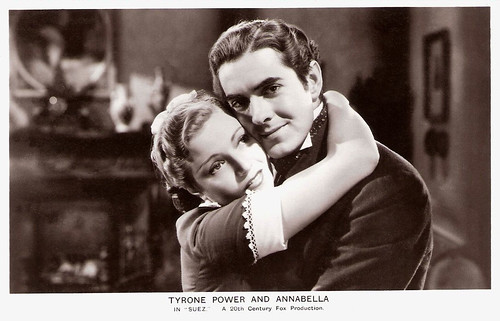 Annabella, Tyrone Power
