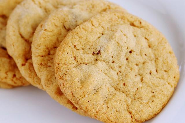 peanut butter pecan cookies   Flickr - Photo Sharing!