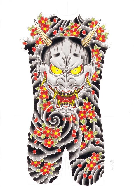 Yakuza Tattoo Design Gallery