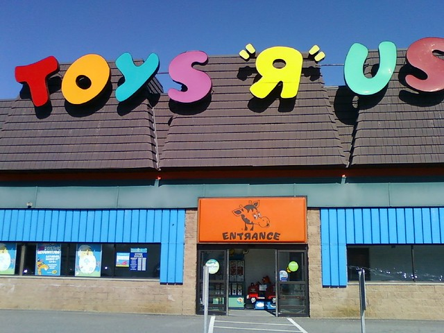 The Toys R Us That Time Forgot Flickr Photo Sharing