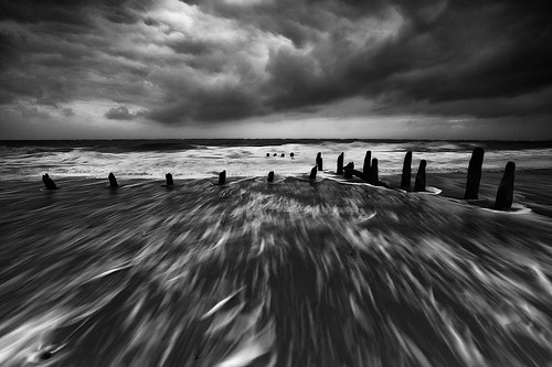 Yorkshire waves
