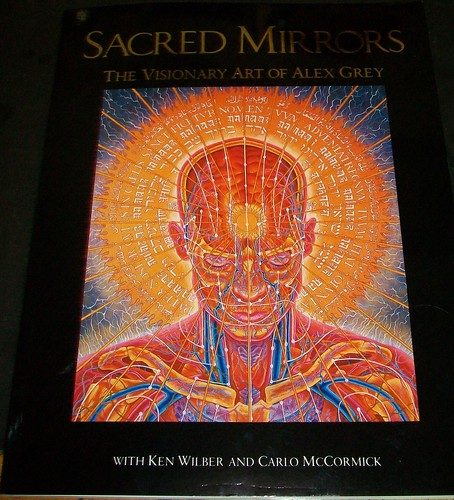 Sacred Mirrors by Alex Grey 1