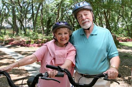 Safe Senior Bikers