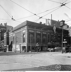 Tivoli (Allen) Theatre, southwest corner of Richmond and Victoria streets