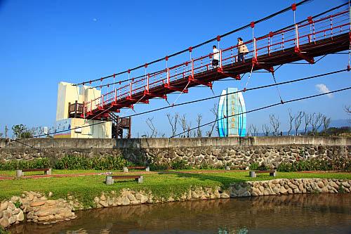 93H5八連溪生態步道-根德水車生態公園