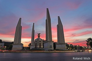 Bangkok - Democracy Monument