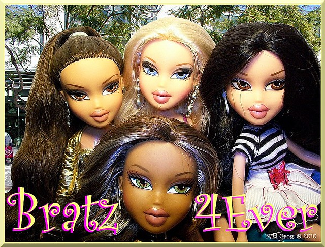 BRATZ Yasmin*Sasha*Cloe*Jade | Explore mikidraws' photos ...