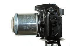 Lens of Steel by johnnyoptic