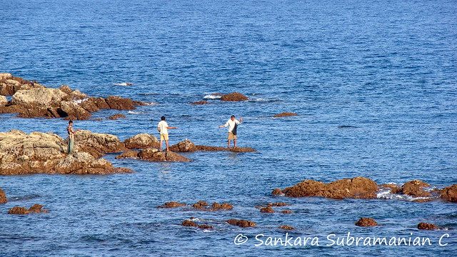 Low Tide Fishing Flickr Photo Sharing