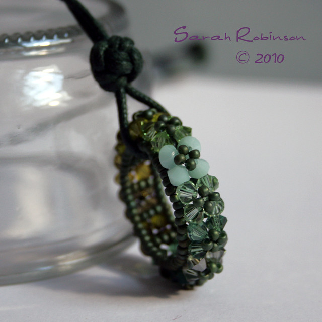 Forest Green Rosco Pendant