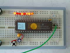 New Program for old Microcontroller