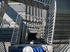 MC Escher steps.