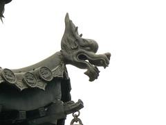 art, gargoyle, sculpture, horn, statue,