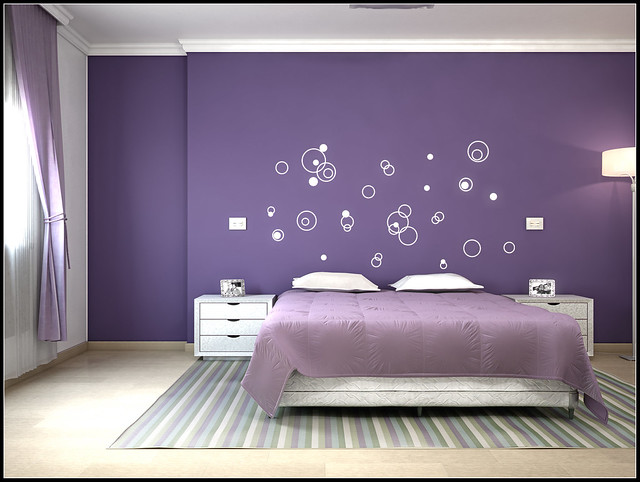 25 impossible purple bedroom ideas slodive