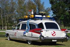 Ectomobile (Ecto-1) - Sarsota, Florida