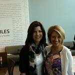 Jennifer McClure & Laurie Ruettimann @ #RecruitCamp - 4/22/10
