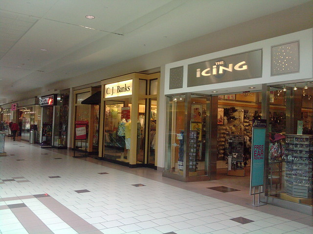 Westfield Gateway Mall Lincoln Nebraska Jcpenney Wing