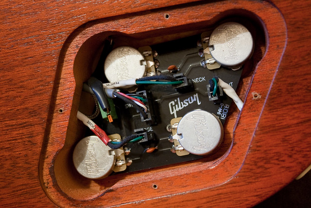 rs wiring kit for my studio faded my les paul forum. Black Bedroom Furniture Sets. Home Design Ideas