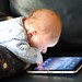 Baby Sees The iPad Magic