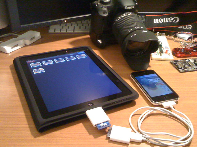 iPad Camera Connection Kit