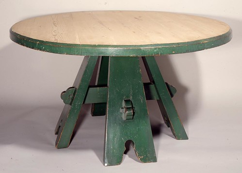 Table by William Morris, 1856