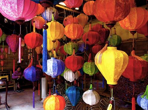 The magic of lanterns