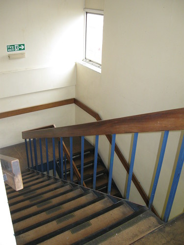 The Home Ec Stairwell - Ryeish Green School