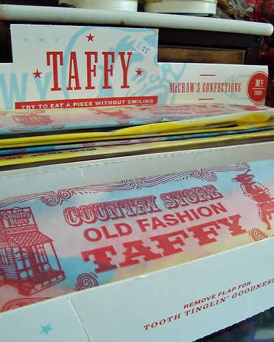 Old Fashioned Taffy