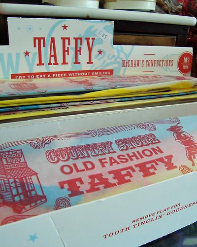 Old Fashioned Taffy