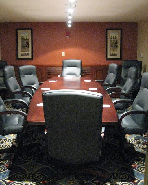 Board Room Redwood Acres