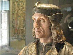 Bust of Henry VII, Victoria and Albert Museum
