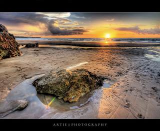 Casuarina Beach, Darwin, Northern Territory :: HDR