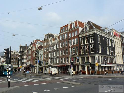 Victoria Hotel Amsterdam Holland
