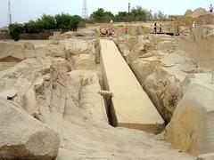 Egypt. Unfinished Obelisk